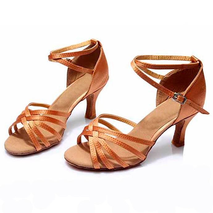 Zapatos Bailes Latinos Mujer